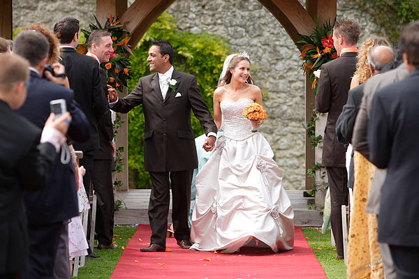 reportage photograph by Alan Duncan - wedding photographer Kent